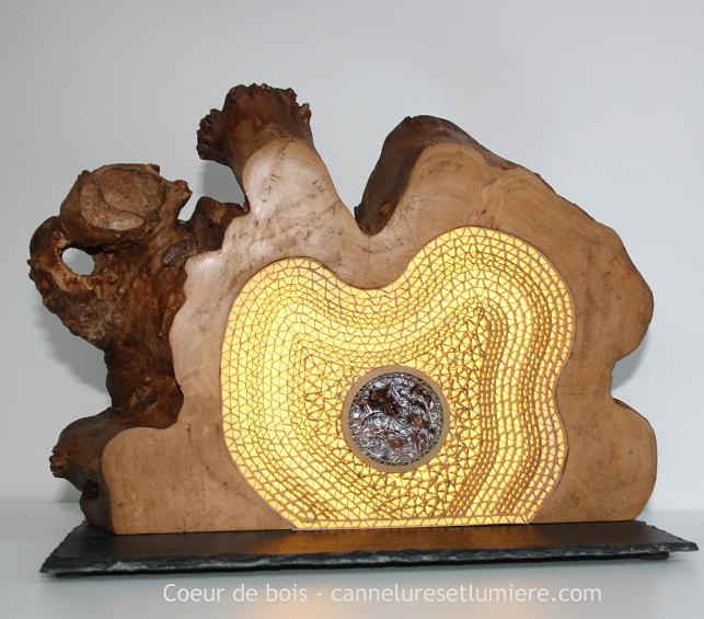 79 coeur de bois 6x6