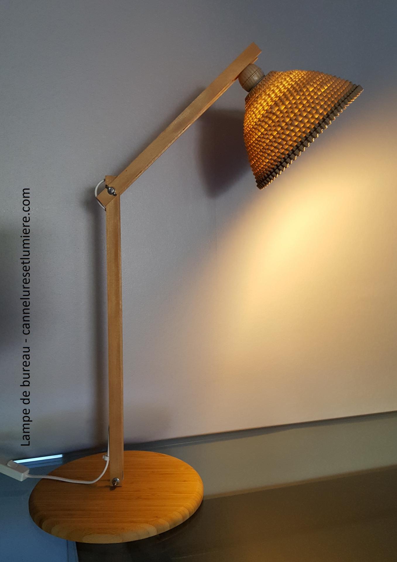 84 lampe de bureau s